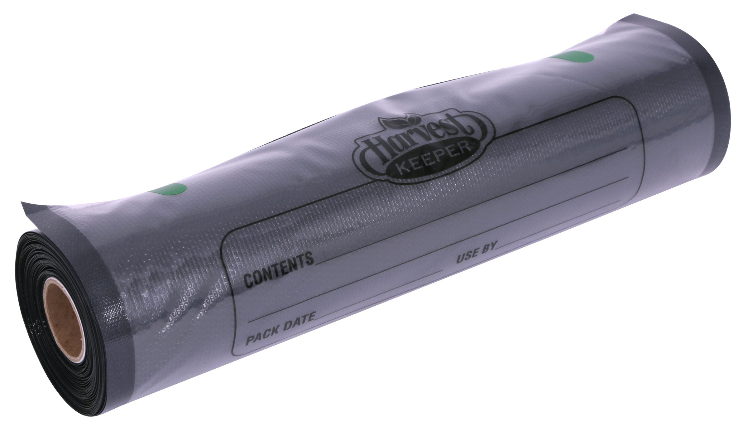 "Harvest Keeper Vacuum Sealer Roll for Custom Lengths 11/""x19.5/' *Free Shipping"